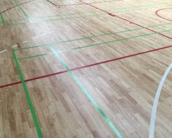 Haarby Sportshall – Denmark