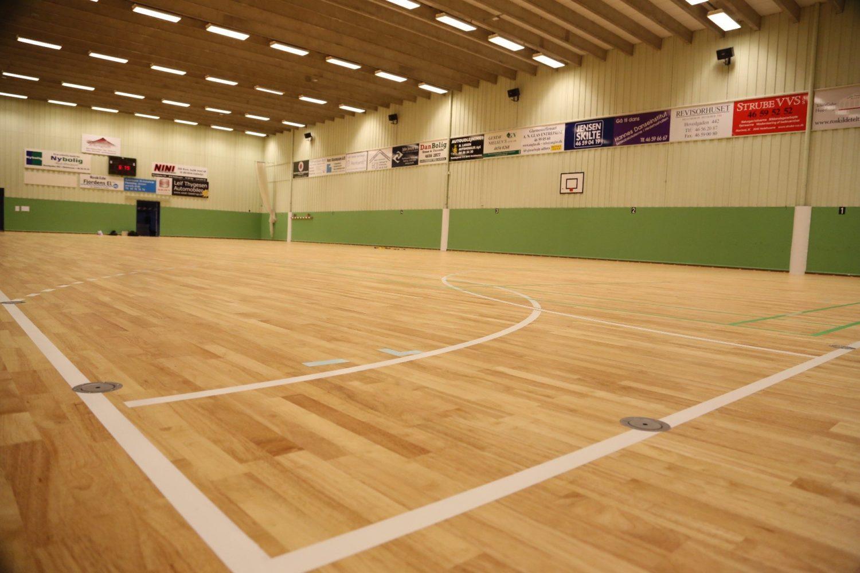 Sports Floors Ktl