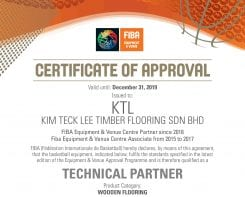 KTL – Full FIBA Partner