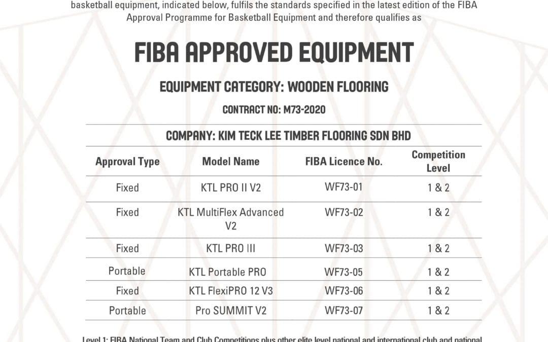 KTL – FIBA Partner