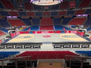 Fernando Buesa Arena, Vitoria