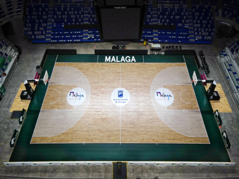 Malaga Unicaja Basketball